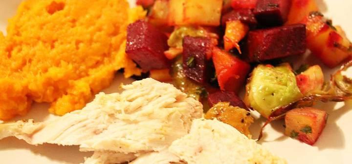 thanksgiving menu 2016